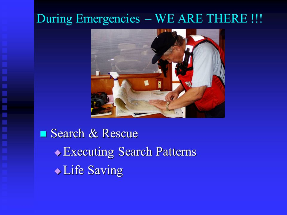 During Emergencies – WE ARE THERE !!.