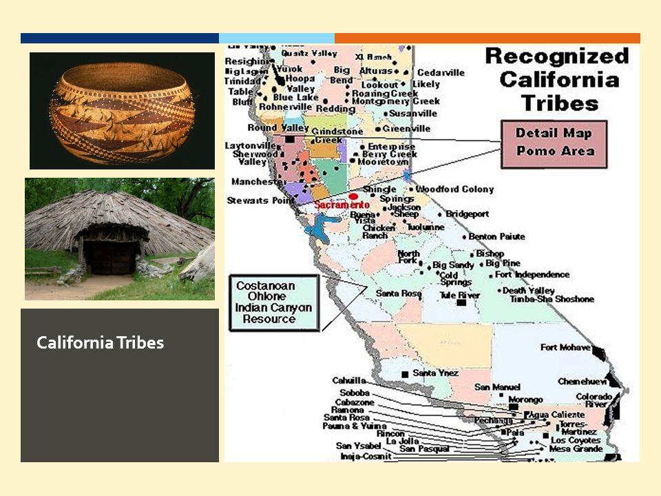 California Tribes
