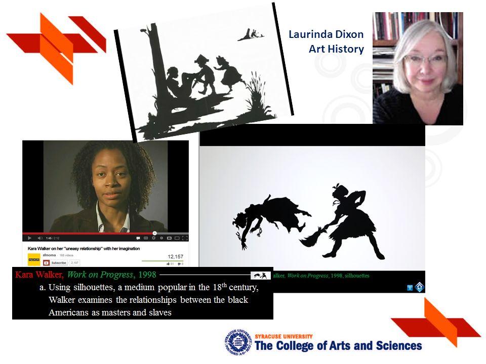 Laurinda Dixon Art History
