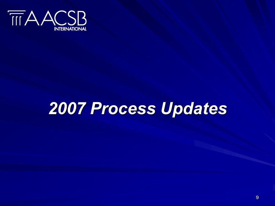 20 Accounting Standard 31 (Accounting Mission Statement): The section entitled Portfolio of Intellectual Contributions from Standard 2, as revised by AQC, is added as interpretive material to guide intellectual contributions for AACSB accredited accounting programs