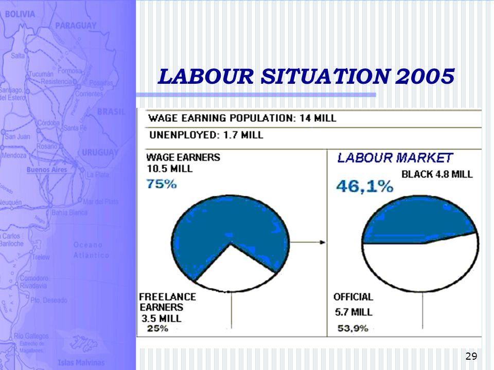 29 LABOUR SITUATION 2005