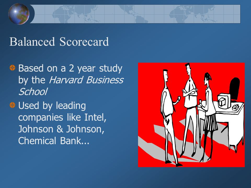Balanced Scorecard … A strategic measurement system, not a measure of our strategy Larry D.