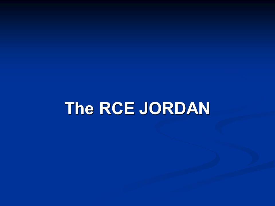 The RCE JORDAN