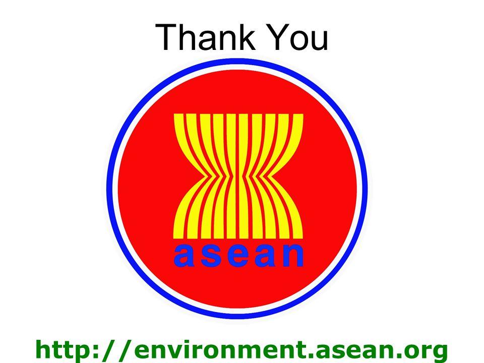 Thank You http://environment.asean.org