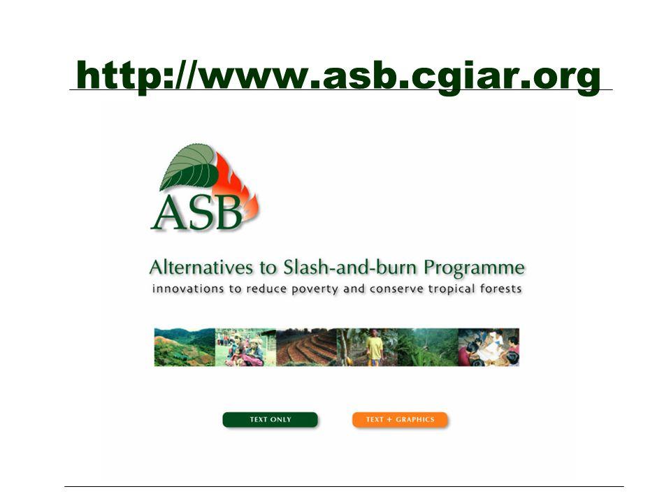 http://www.asb.cgiar.org