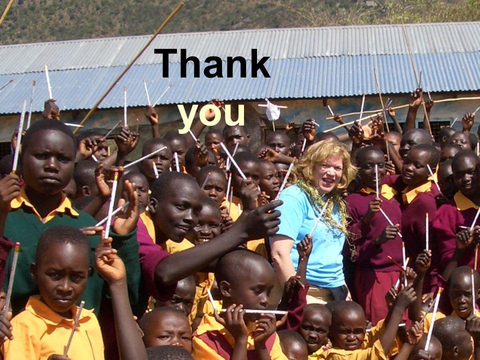 UNICEF 24 Thank you