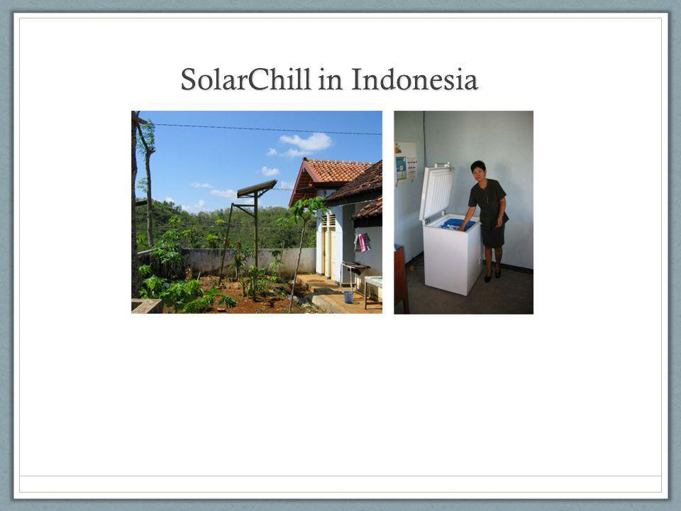 SolarChill in Indonesia