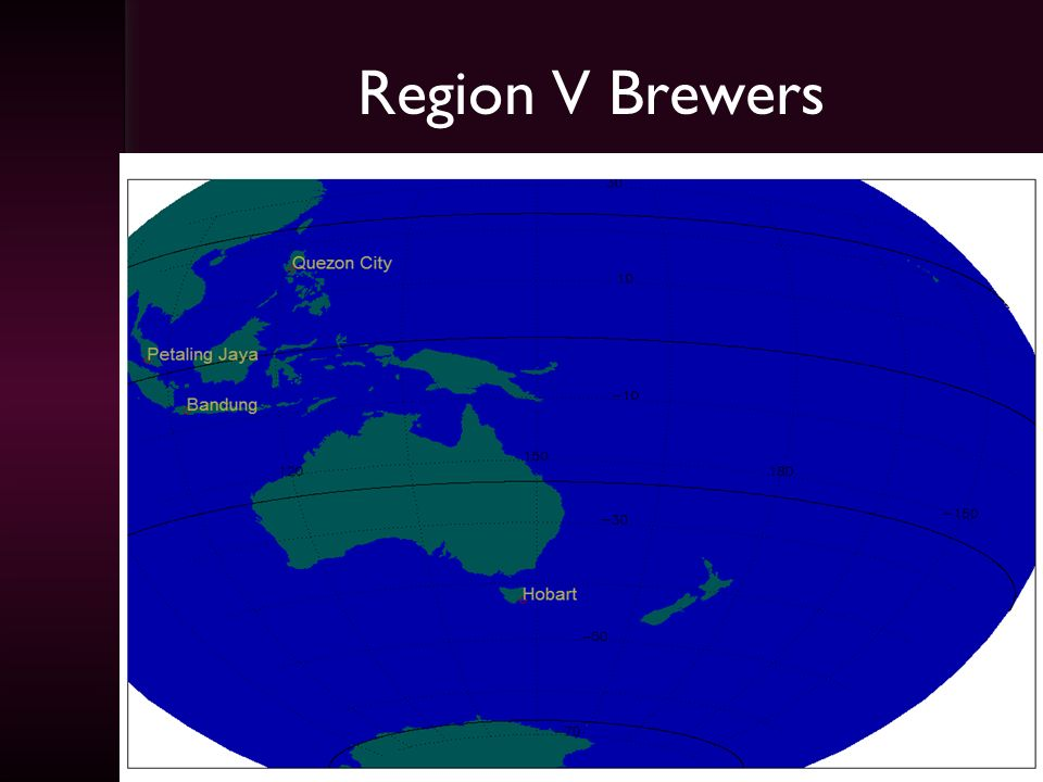 Region V Brewers