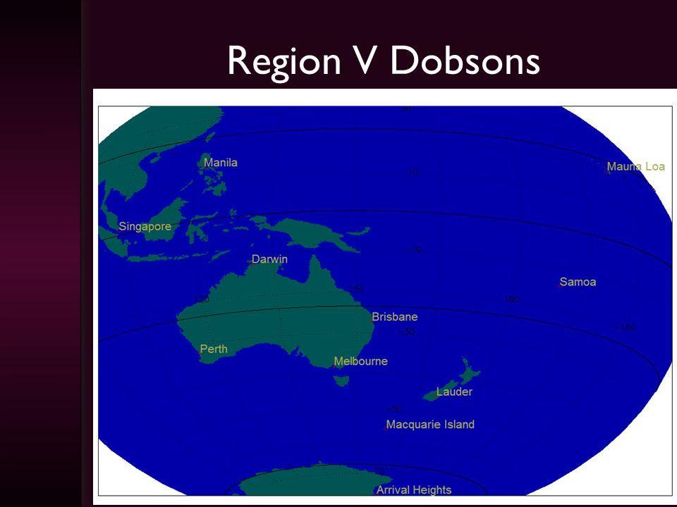 Region V Dobsons