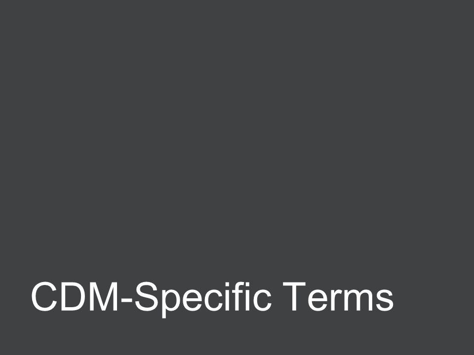 Negotiating ERPAs 22 CDM-Specific Terms