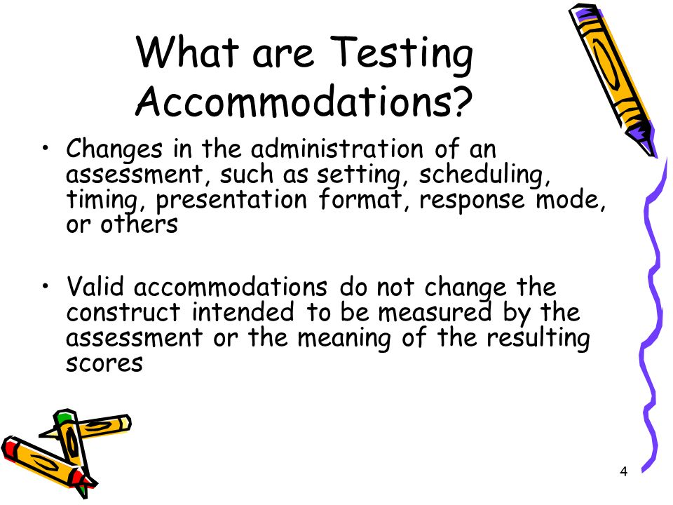 15 Top 5 Most Used Accommodations on EOG 1.Scheduled Extended Time 2.