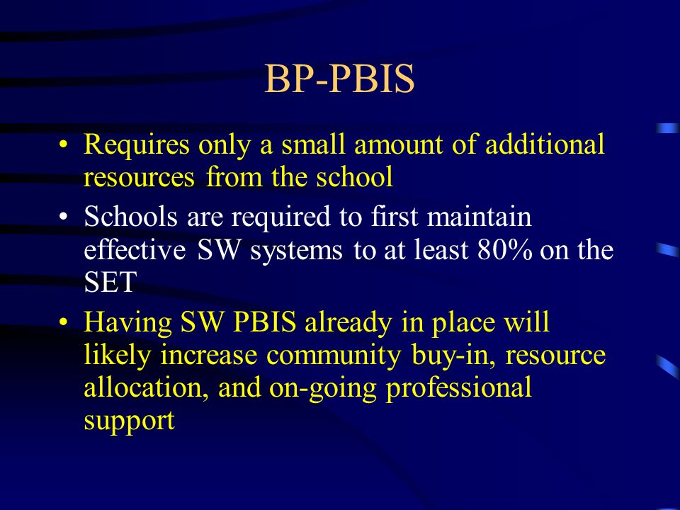 PB-PBIS Decision Making Flowchart Questions:Responses: Do students know the SW expectations and the stop signal.