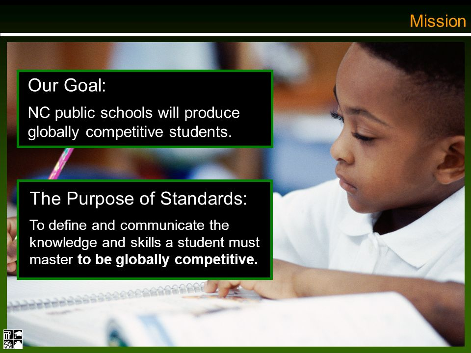 ACRE Accountability and Curriculum Revision Effort A Simple Vision Essential Standards Assessments Accountability