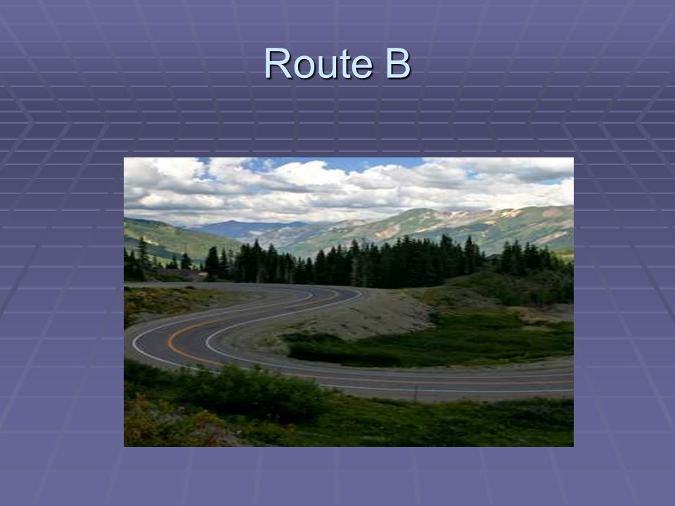 Route B