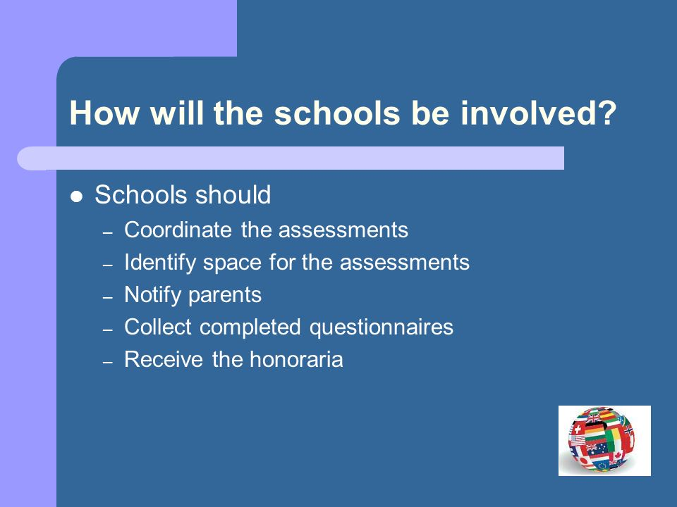 What will assessment day look like.