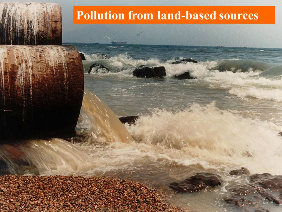 UNEP/GEF WIO-LaB Project5 Pollution from land-based sources