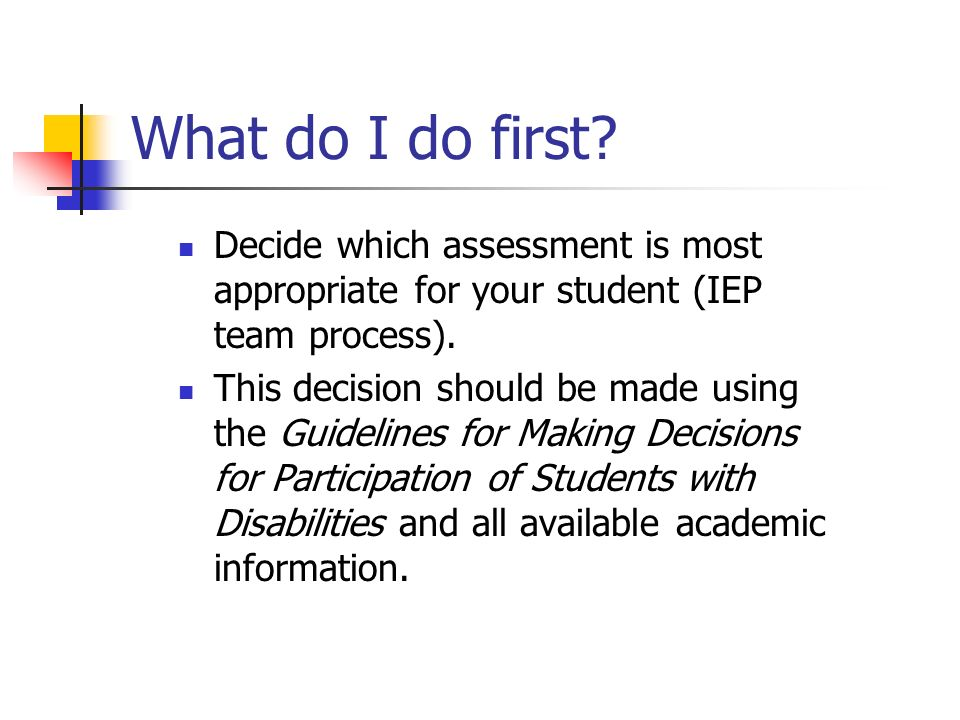 Can a student who is LEP, but is also identified as a student with disabilities, be assessed below grade level.