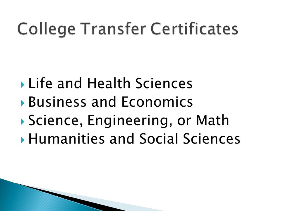 Life and Health Sciences Business and Economics Science, Engineering, or Math Humanities and Social Sciences