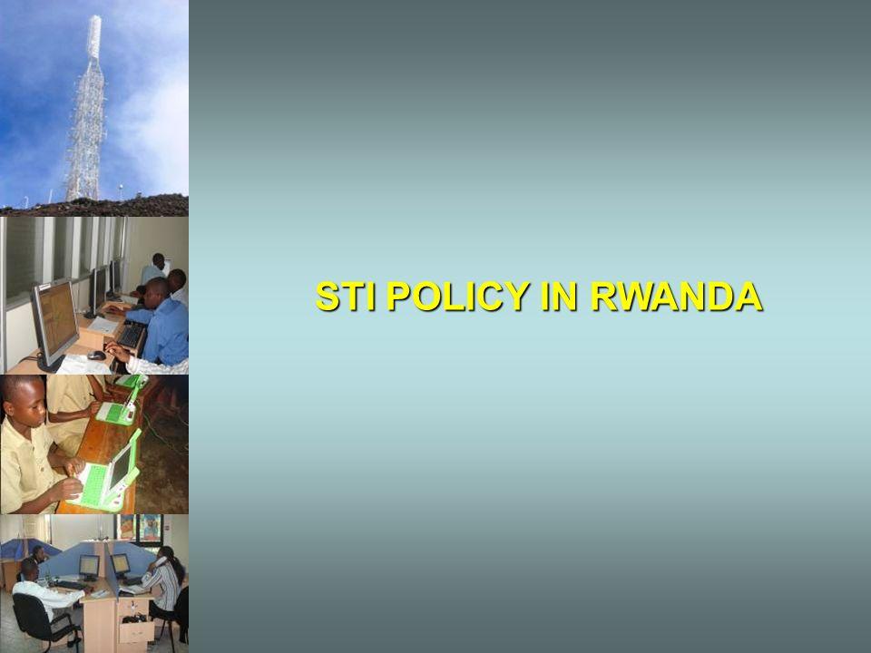 STI POLICY IN RWANDA