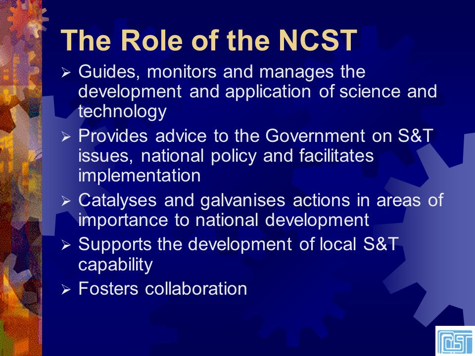 Collaboration Local Committees Private Sector Liaison S&T Institutions International Partnerships – RICYT UNESCO, OAS S&T missions/visits Conferences, workshops etc.