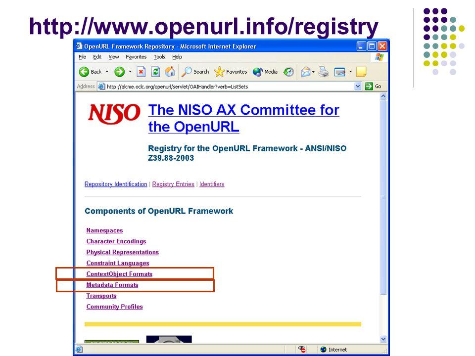 http://www.openurl.info/registry