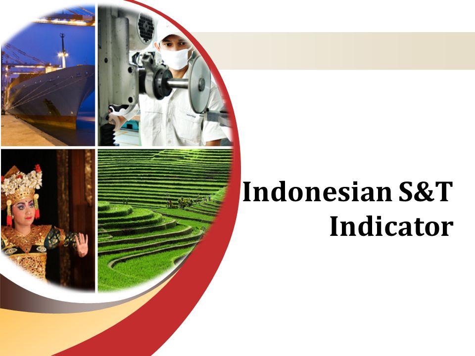 Indonesian S&T Indicator