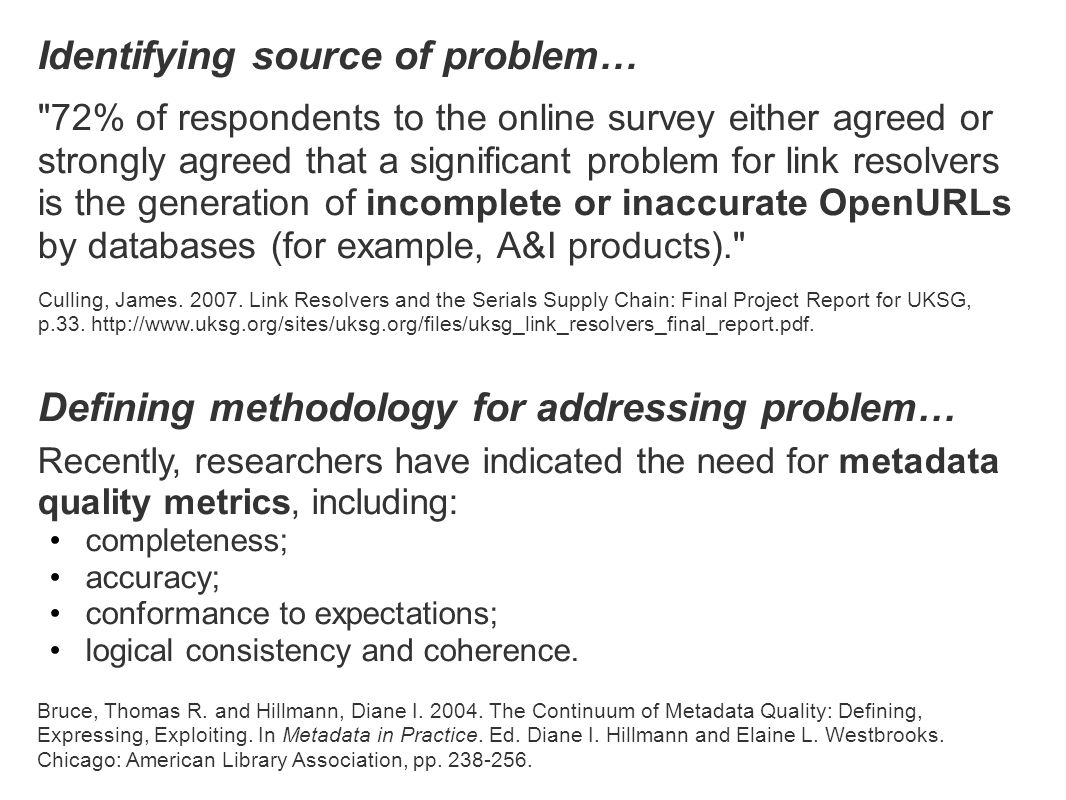 Identifying source of problem…
