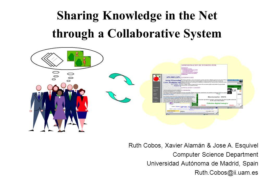Ruth Cobos, Xavier Alamán & Jose A.