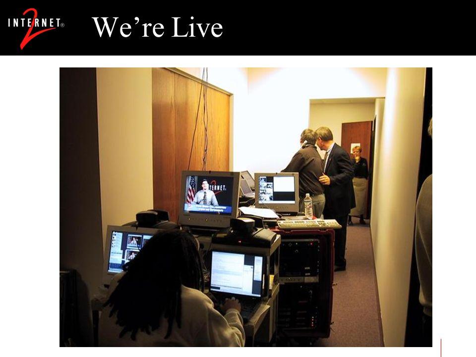 Were Live