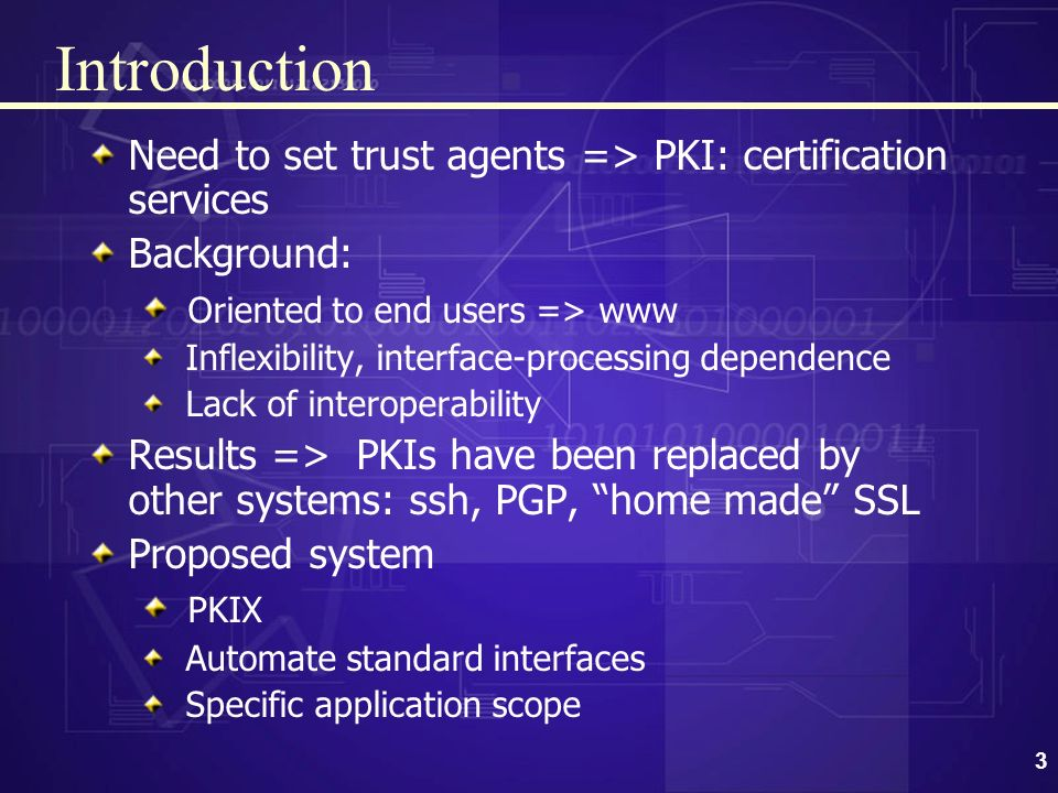 2 SUMMARY INTRODUCTION MAIN GOALS IMPLEMENTATION STATUS OF THE PROJECT SYSTEM ARCHITECTURE WAY OF OPERATION FUTURE WORK