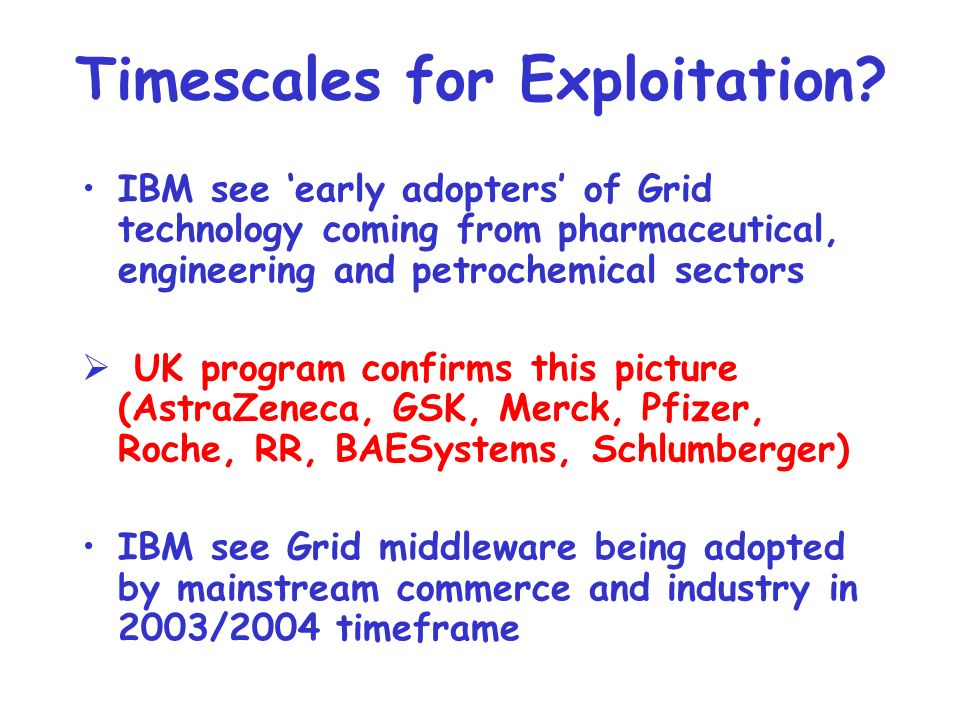 Access Grid at EuroPar 2001 Access Grid
