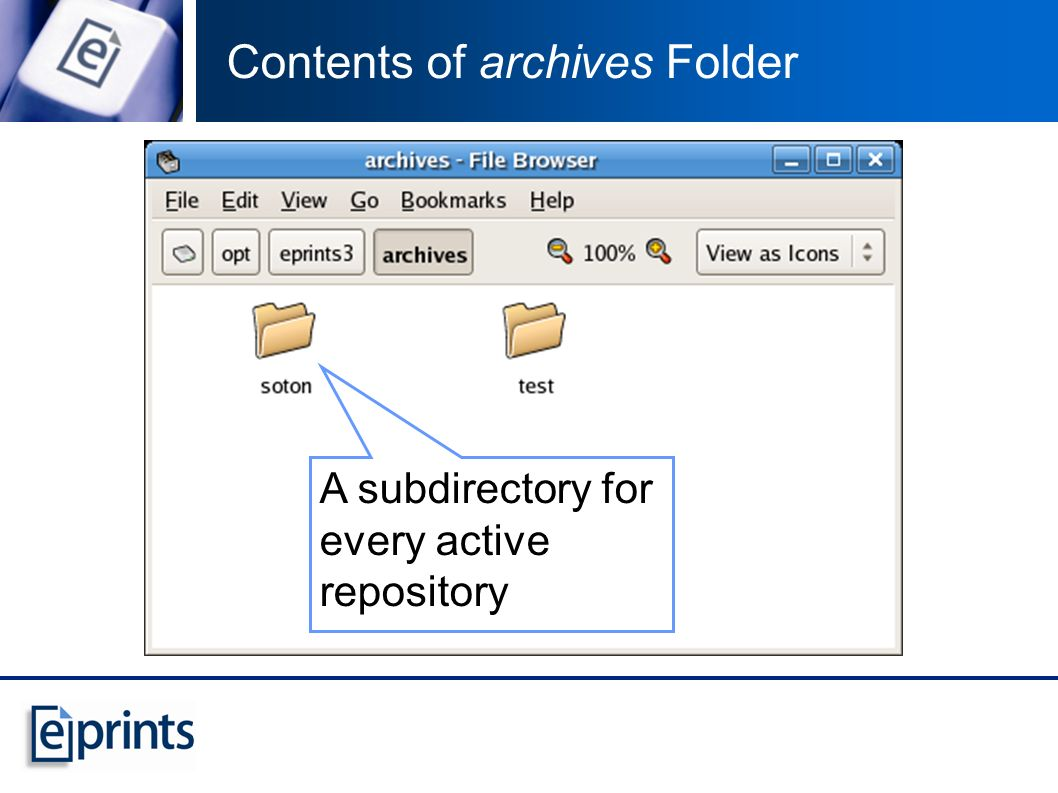 Metadata Editor Application Lists all metadata used by the repository Add new metadata fields You dont need to know about the config files at all - the metadata editor reads and writes them for you and shows their contents in an easy-to-understand way.