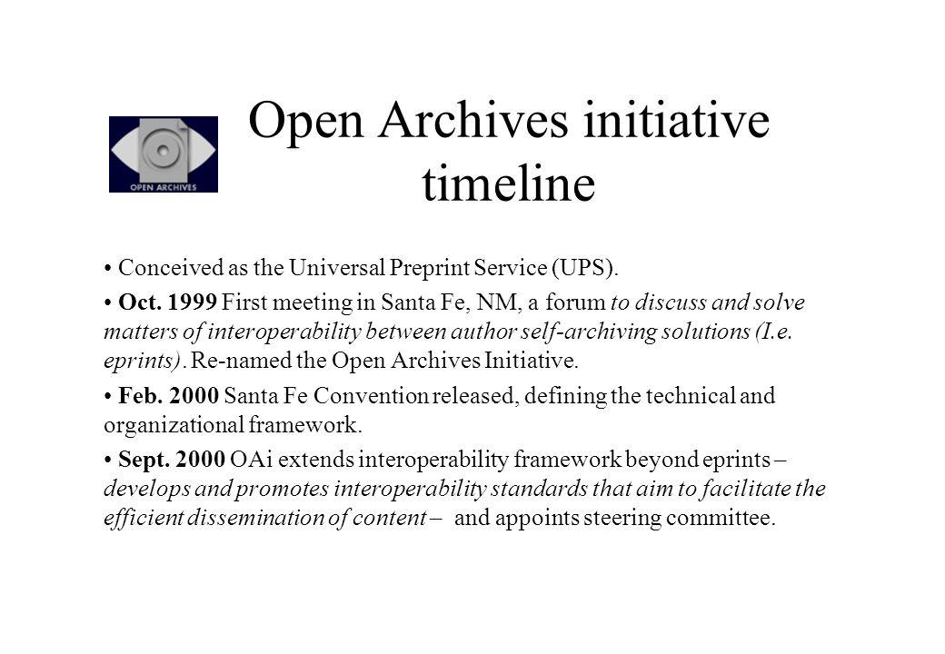 OAi technical framework Feb.