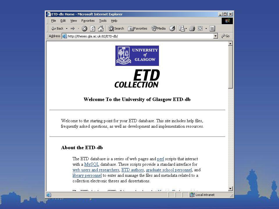 ETD-db