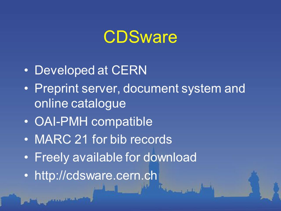 CDS Demo