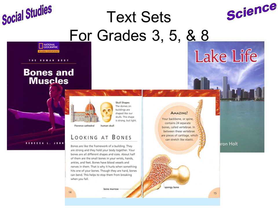 5 th Grade Science Texts Title/Reading LevelAuthorPublisher Simple Machines(6pk.) (2 nd ) G.