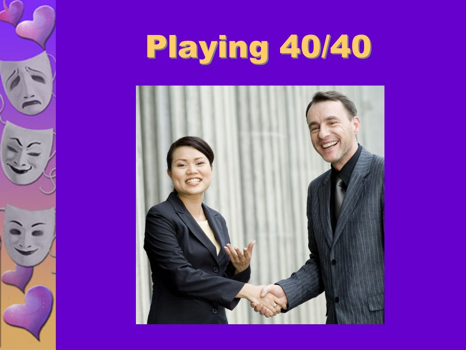 Relating at 50/50