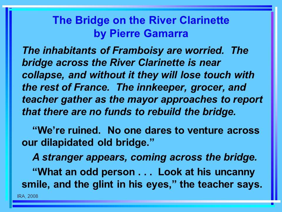 IRA, 2008 The inhabitants of Framboisy are worried.