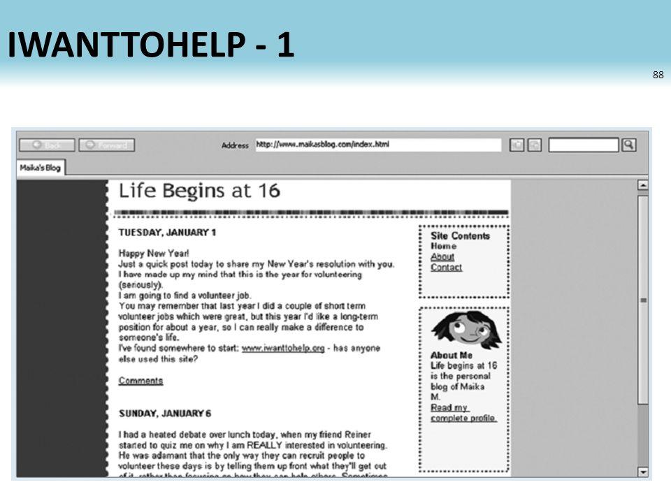 IWANTTOHELP - 1 88