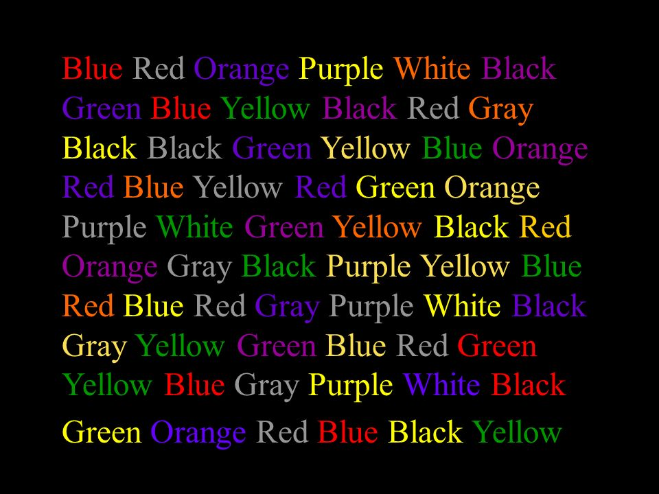 Blue Red Orange Purple White Black Green Blue Yellow Black Red Gray Black Black Green Yellow Blue Orange Red Blue Yellow Red Green Orange Purple White Green Yellow Black Red Orange Gray Black Purple Yellow Blue Red Blue Red Gray Purple White Black Gray Yellow Green Blue Red Green Yellow Blue Gray Purple White Black Green Orange Red Blue Black Yellow