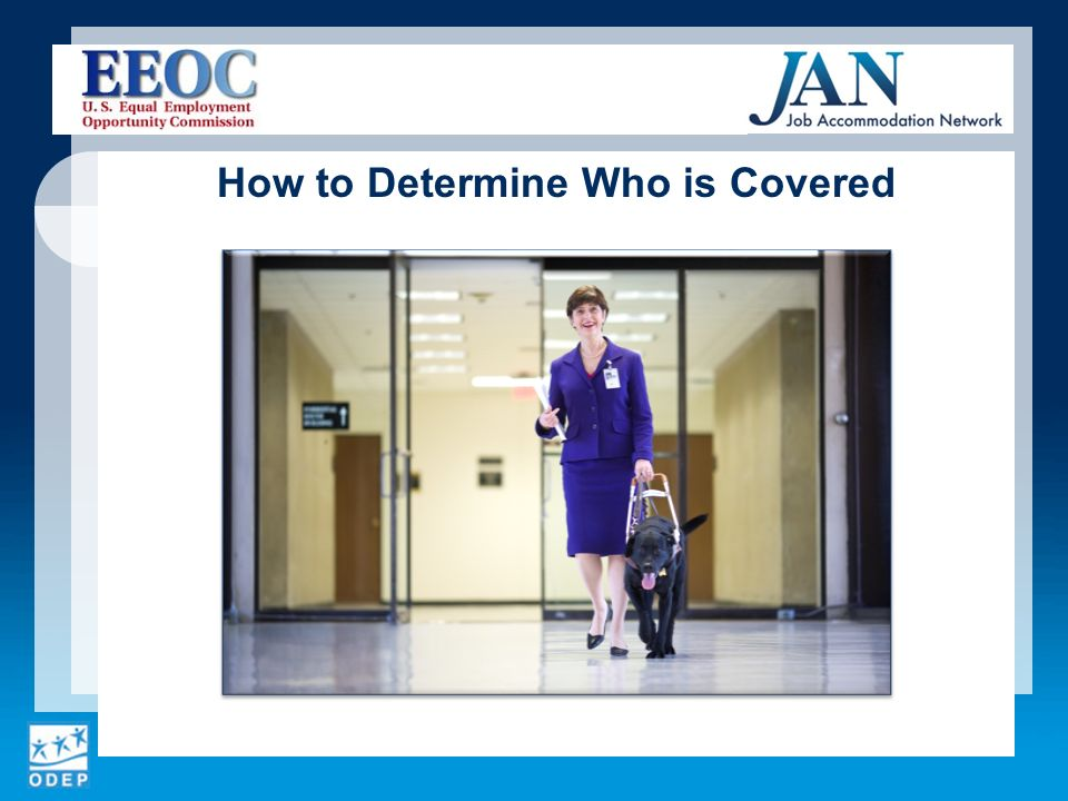 How to Determine Who is Covered