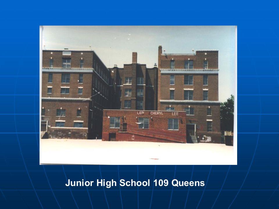 Junior High School 109 Queens