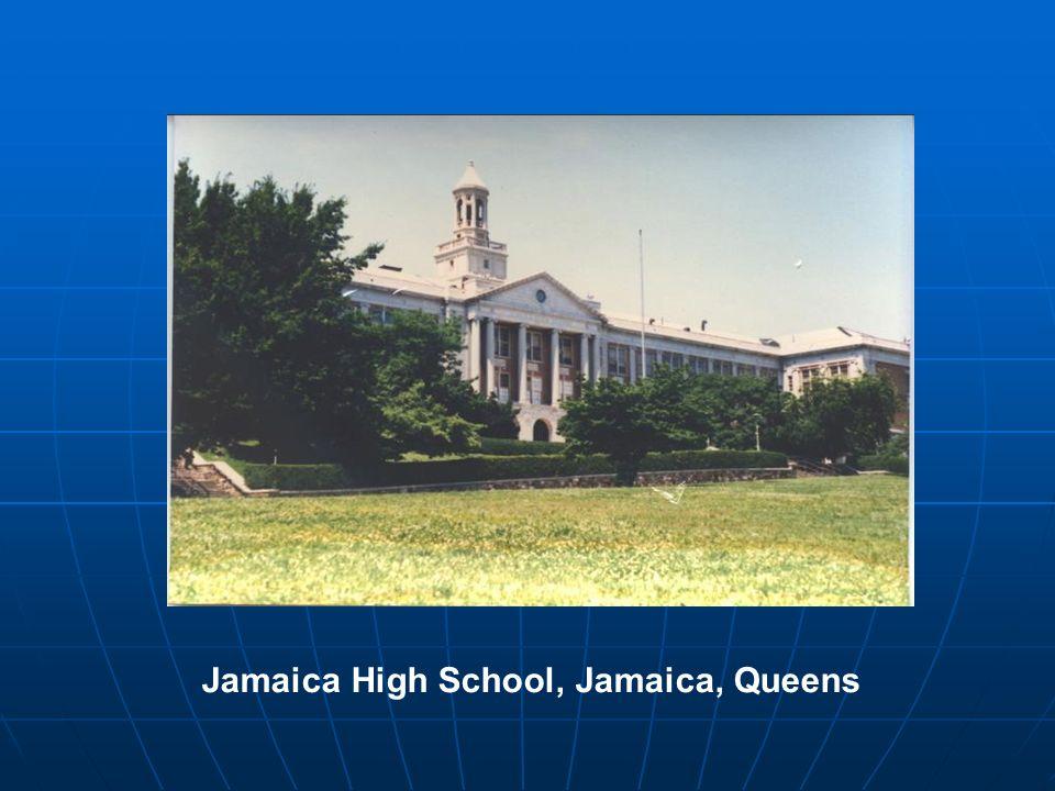 Jamaica High School, Jamaica, Queens
