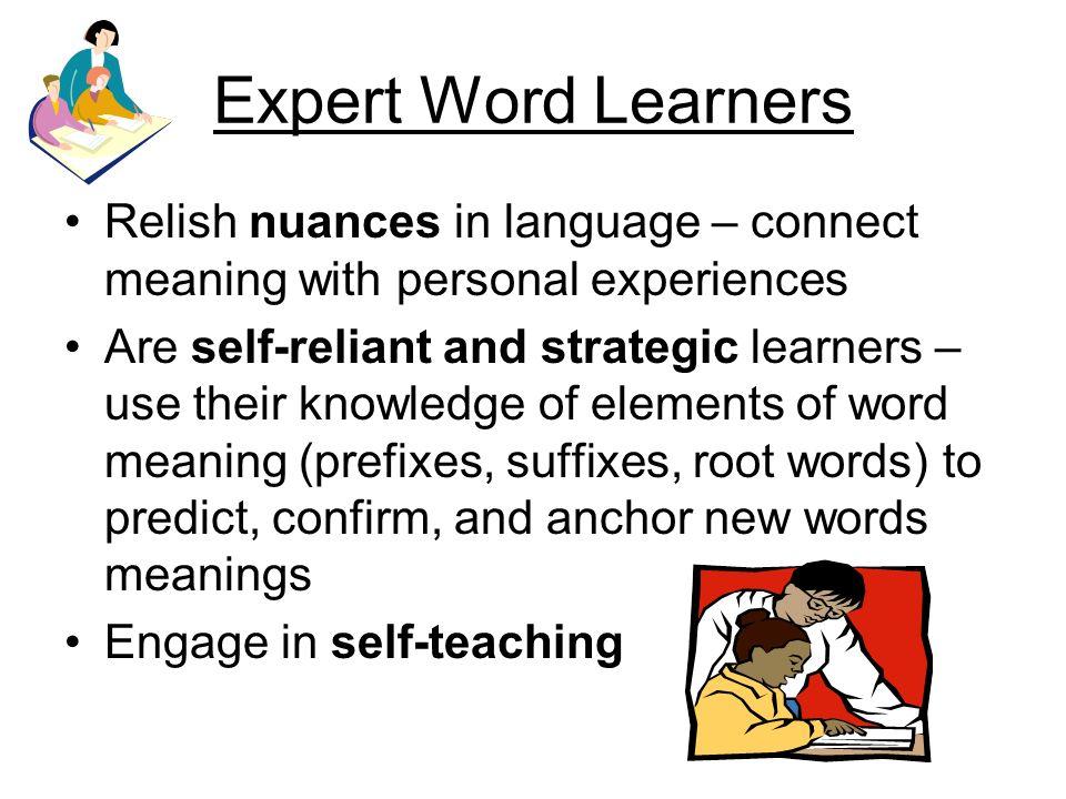 How do we TRADITIONALLY teach new words?