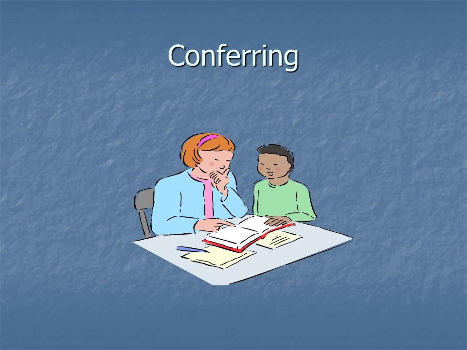 Conferring