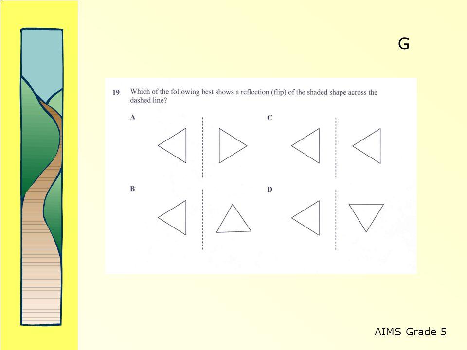AIMS Grade 5 G