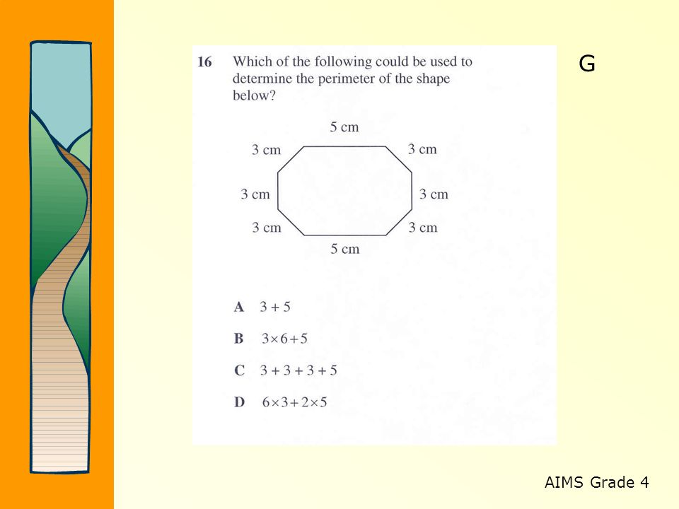 AIMS Grade 4 G