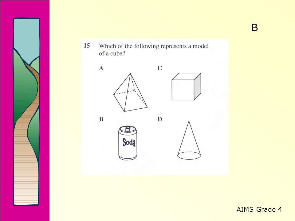 AIMS Grade 4 B
