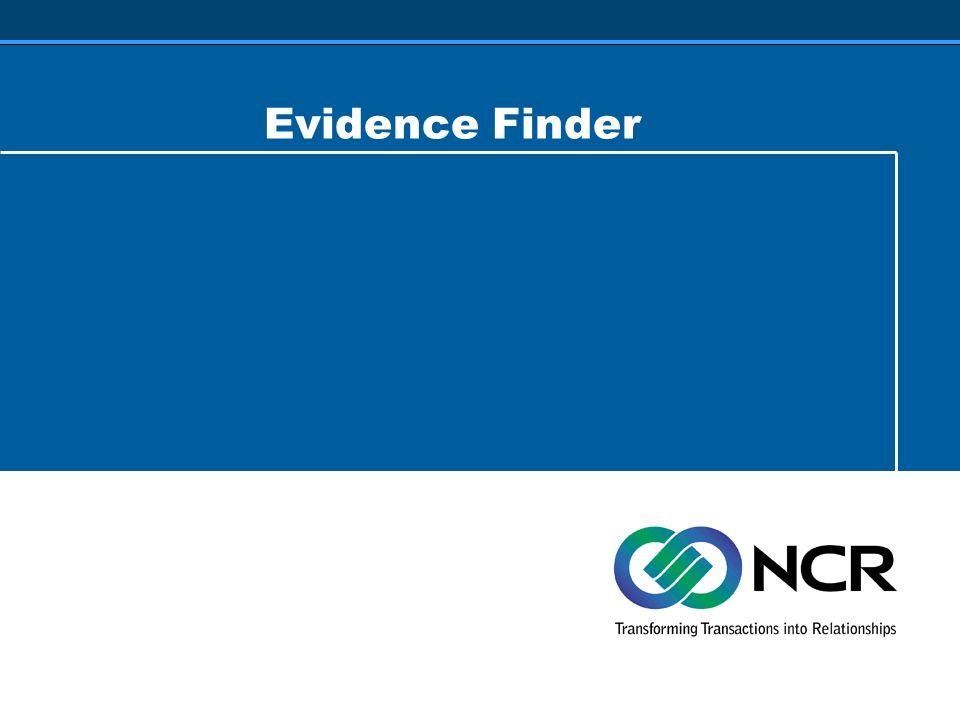 Evidence Finder