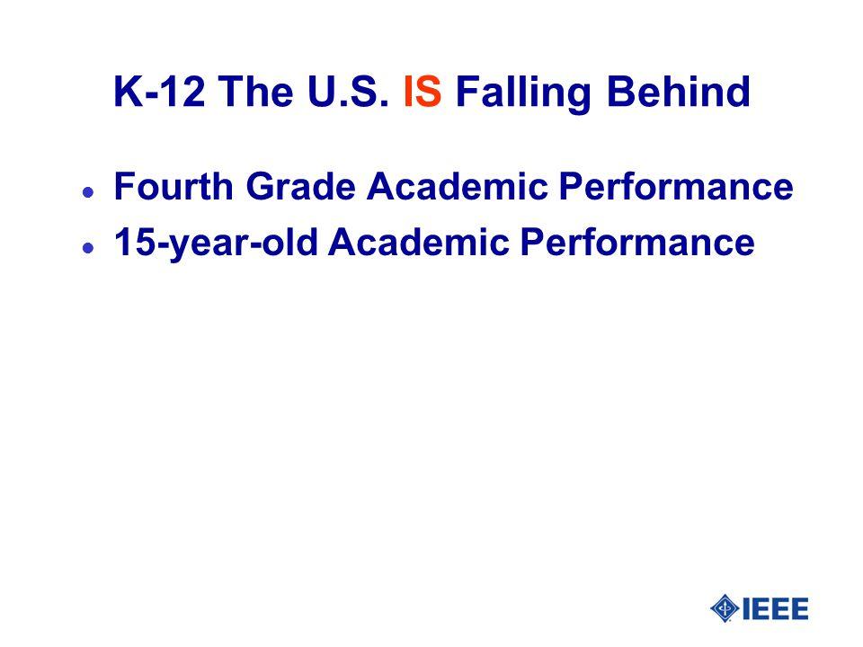 K-12 The U.S.
